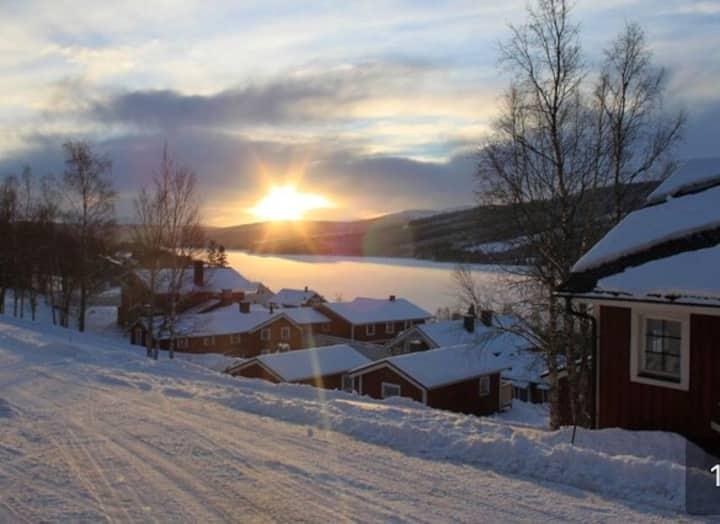 Fjällstuga mellan Åreskutan & Åresjön 4-6bäddar