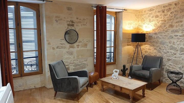 """Appartements de charme """"Le Nid des Oies"""" n°2"""
