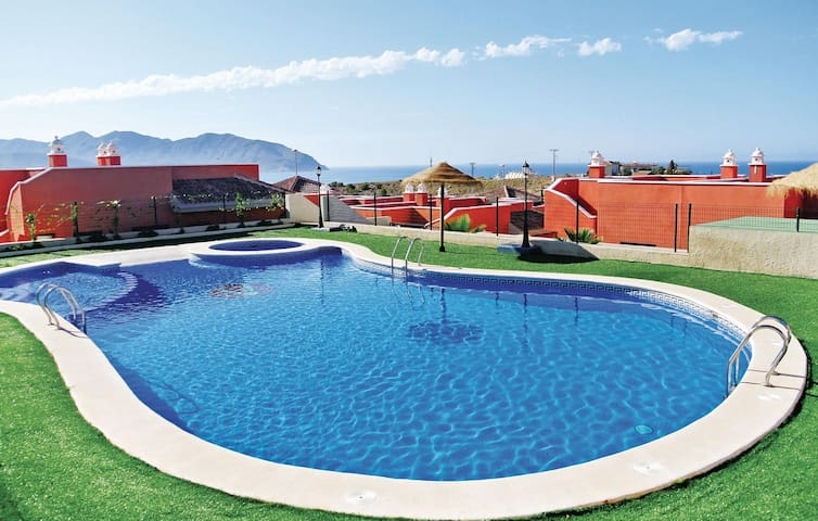 Holiday cottage with 3 bedrooms on 96 m² in Puerto de Mazarrón