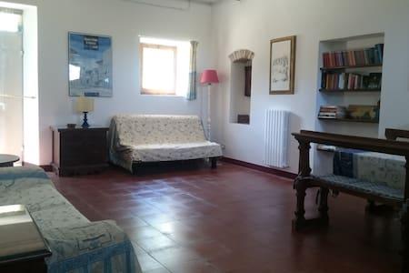 wide tworoom-flat in Villa - Novilara - Apartment