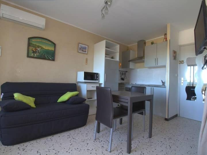 Appartement T1 - RESIDENCE LE NAUTIC B