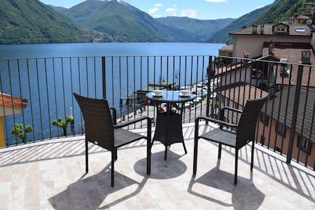 The House in Argegno - Lake Como