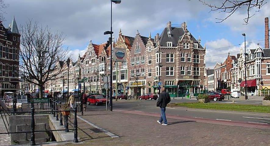 Cosy room Delfshaven Rotterdam