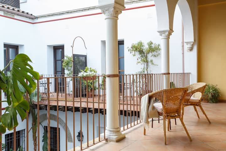 Luxury duplex with swiming pool