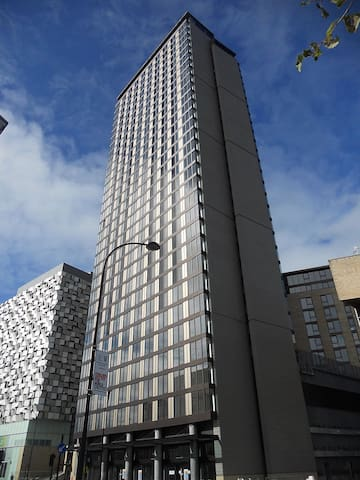 Outstanding City Centre Apartment for one/two - Sheffield - Wohnung