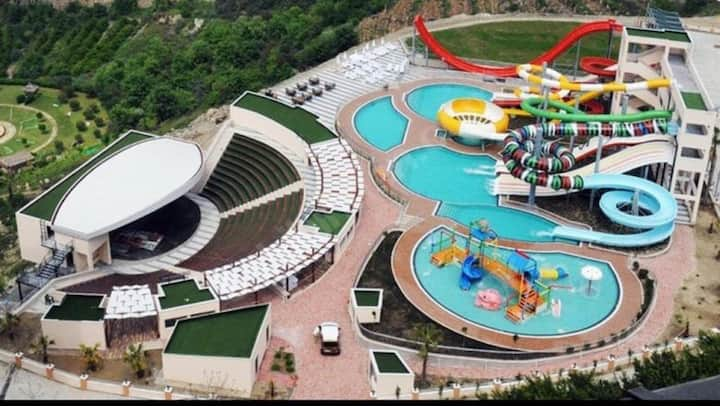 Site İçerisinde Ortak Havuzlu Lüks Villa - FC0449