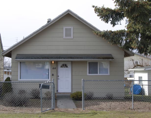 Quaint North Side Spokane 2bd/1bth Home