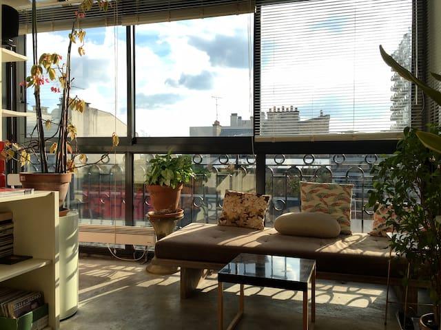 Appartement Paris 11e - Père Lachaise / Charonne - Paris - Apartment