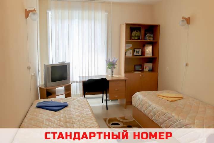 """Гостиница Хоккейного клуба """"Гомель"""""""