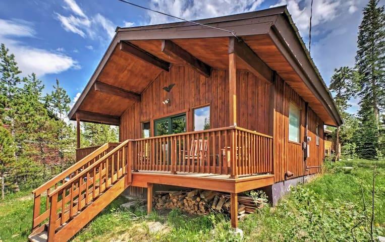 Alluring 1BR Grand Lake House - Grand Lake - Haus