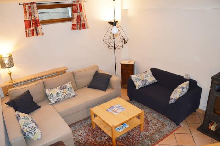 Les Samottes : Maison à Champagny (La Plagne)