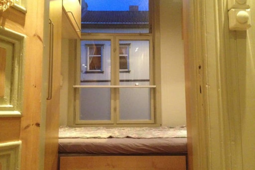 Bedroom for rent (1.20 bed)