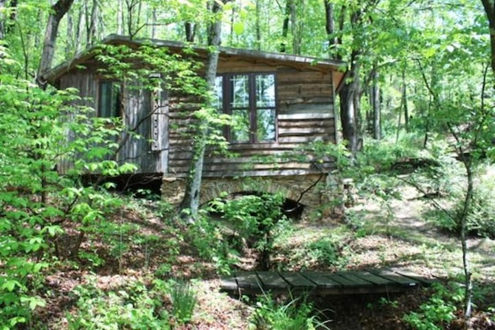 Forest Gulch Cabin - Black Mountain - Guesthouse