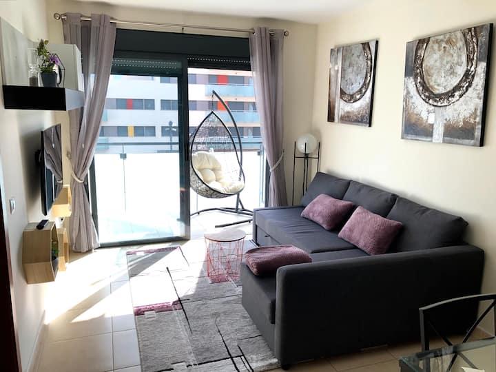 Apartamento con terraza en Icod de los Vinos