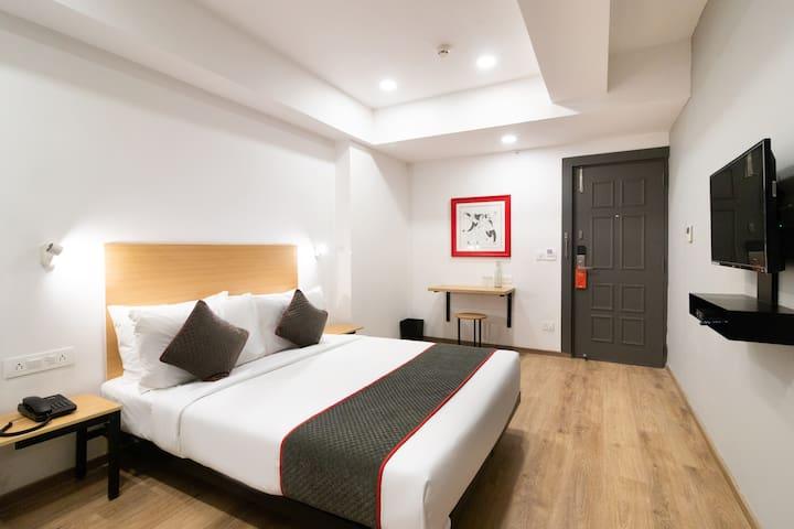 OYO 1 BR Comfortable Stay Near Kalighat, Kolkata