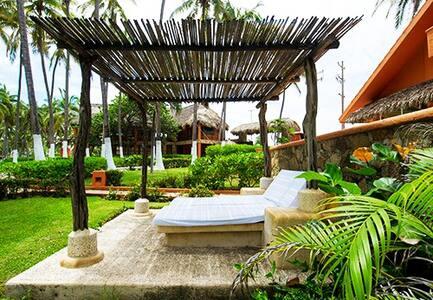 Villa Pichilingue - Acapulco Diamante - con playa