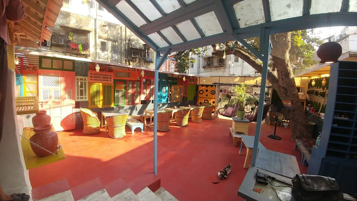Namastey Mumbai (Namaskar- 6 Mixed Dormitory)