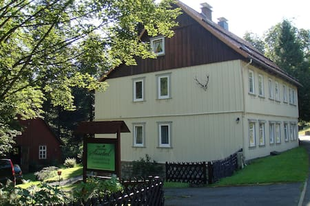 Altes Forsthaus 5377.1 - Osterode am Harz - Byt