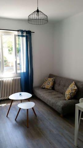 Appartement T3 V.Hugo Proche Centre Ville et Gare