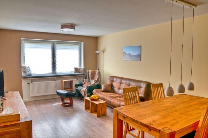 Wohnung in zentraler und ruhiger Lage