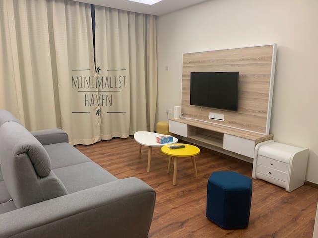 Minimalist Haven @ Jazz2 Vivacity Megamall Kuching