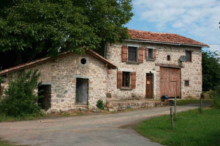 Charming Charente Holiday Home for 8 - Exideuil - Vacation home