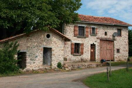 Charming Charente Holiday Home for 8 - Exideuil - 別荘