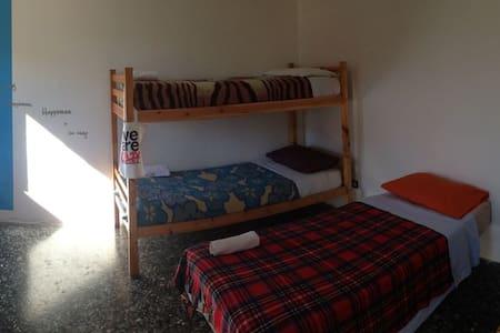 CA HURRIA Single bed LEVANTE - Olmo - Rumah