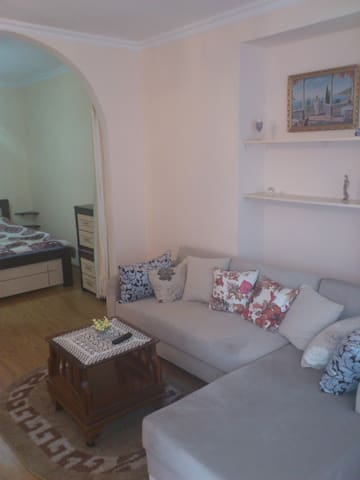 Уютная квартира целиком  возле моря. $ 25 за сутки