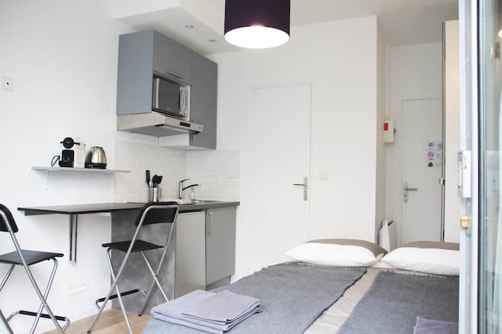 Try our boutique apartment !