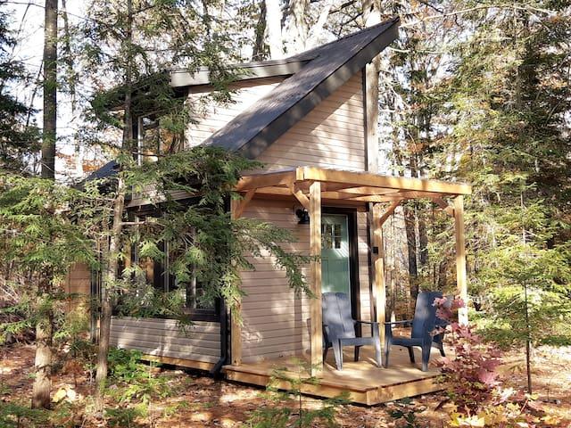 Westcliff Cabin: Eco friendly w/ off grid systems