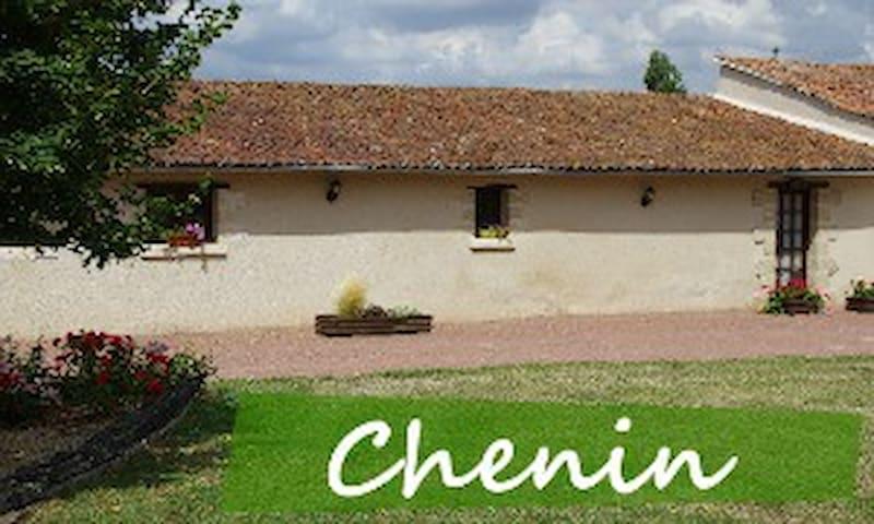 Holiday cottage/gite -Chenin