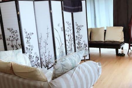 San Gabriel圣盖博黄金地段,客厅沙发Living roomI - San Gabriel