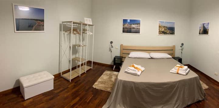 Suite GRECALE Doppia o Tripla + Bagno Privato