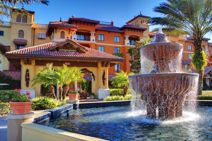 Wyndham Bonnet Creek Resort 2 Bedroom Deluxe!