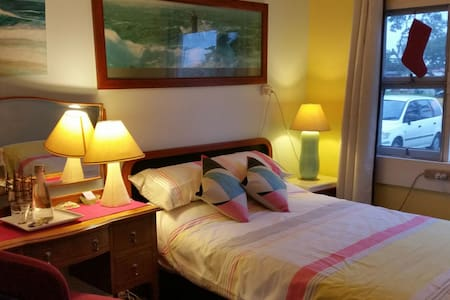 Whispering Pines bedroom - Sussex Inlet - Bed & Breakfast