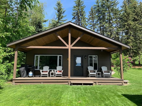 Flathead Lake Cabin - Dock, Gazebo, Lake Access