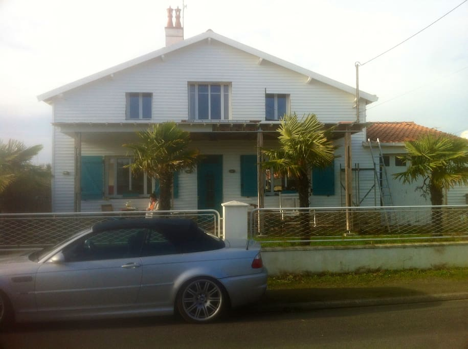 Chambre d 39 h tes noirmoutier houses for rent in - Chambre d hotes noirmoutier en l ile ...