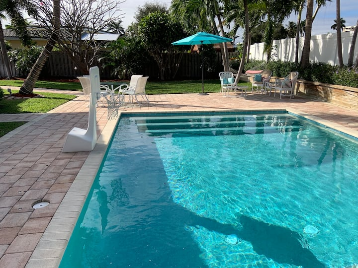 The Chelsea-Walk to Beach/ LBTS Center-Heated pool
