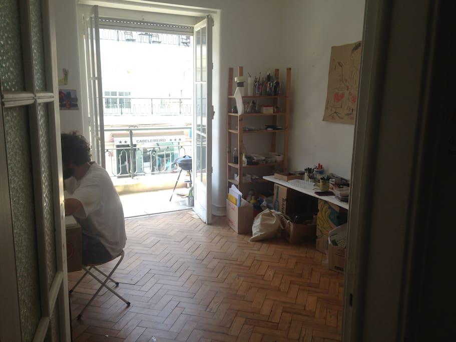 ART ROOM: Communal Art Room
