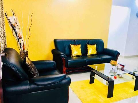 Beautiful Luxurious apartment near Nagpur airport