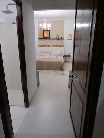 nice room in the center with private bathroom - Palma - Byt