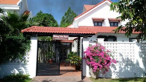 Mekong Palm House - Family house