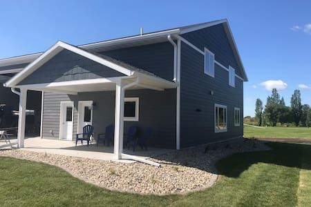 NEW Two Story Home with Beautiful Lake View