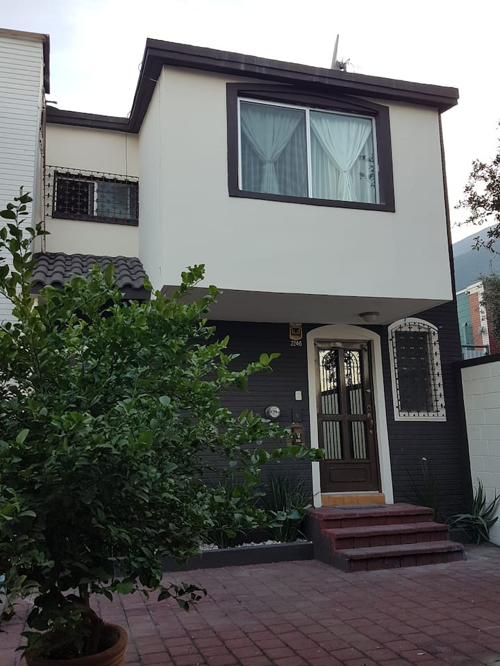 Town House completo cumbres 2o sec.  para 6 pers.