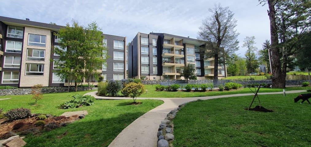 Apartment 3 Pax - Payllahue Park