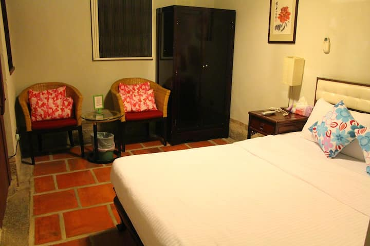 北緯24號雙人房(N24 B&B Double Room)