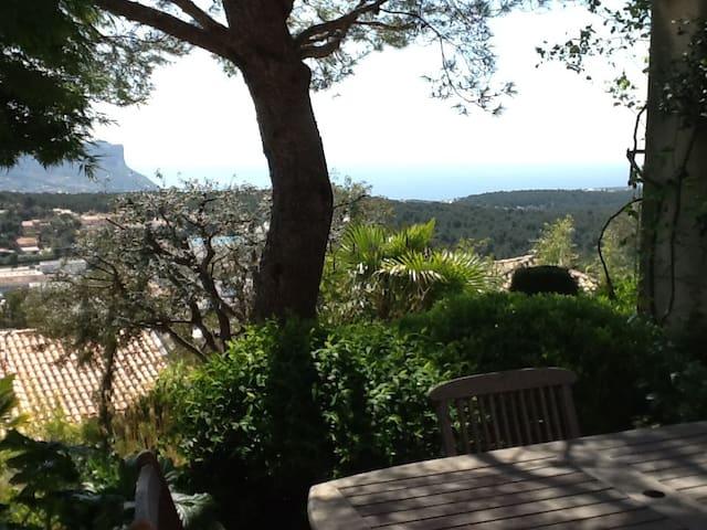 logement 45 m²+ jardin vue mer - Carnoux-en-Provence - Apartament