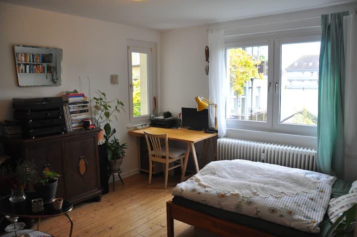 Kleine, gemütliche Wohnung im westl. Ringgebiet