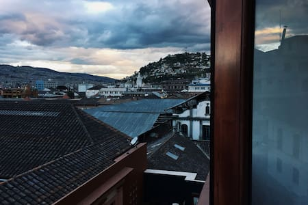 Best view of Quito - Suite with Jacuzzi & terrace
